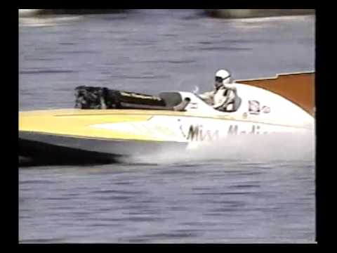 Vintage Unlimited Hydroplanes at Seattle Seafair