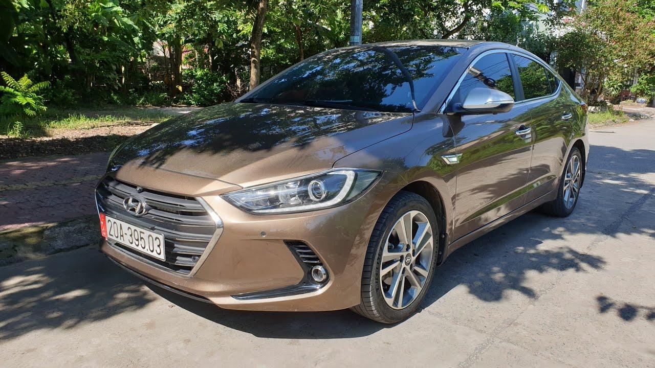 ELANTRA 2.0 GLS chiếc xe nhiều công nghệ bậc nhất. 📞0916111768_0912912969
