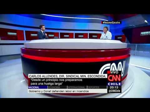 CARLOS ALLENDES EN CNN EN VIVO JUEVES 16 DE FEBRERO DE 2017