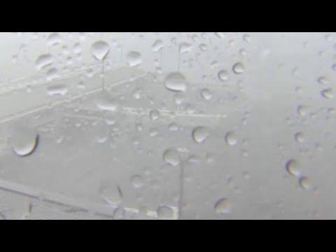 Typhoon SAOLA Eyewall Live Webcam 台風サオラー (Naha, Okinawa)