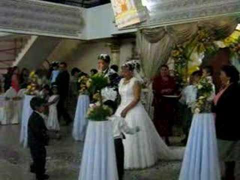 A Bolivian Wedding Take 2