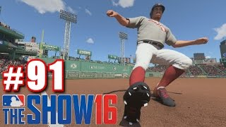 STOMPING ON THE YANKEES! | MLB The Show 16 | Road to the Show #91