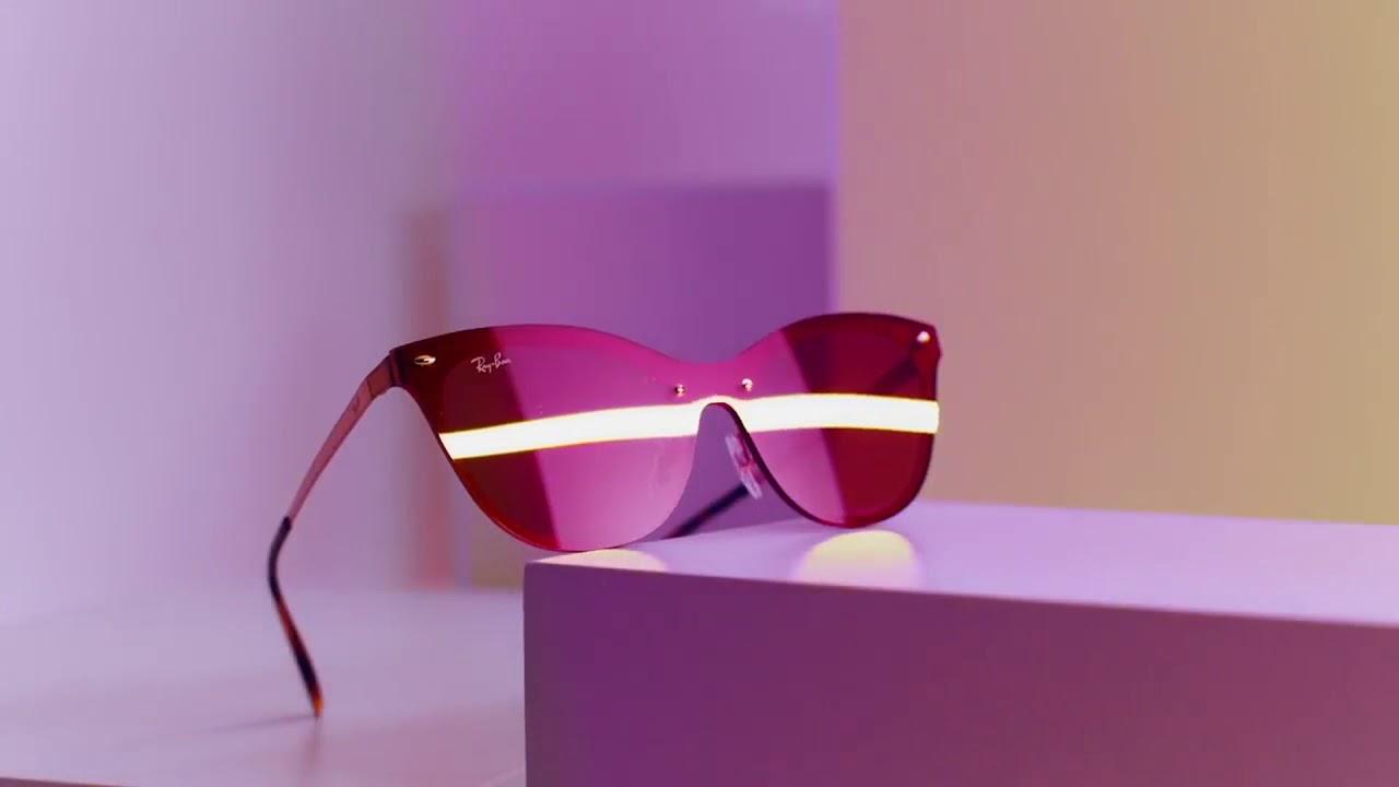 1059bc5ed Coleção Ray-Ban Blaze. Chiado Eyeglass Factory