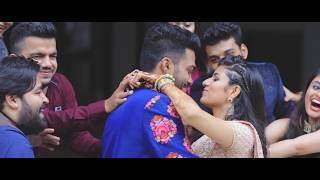 Best Indian Ring Ceremony Highlight  Dipal & Lakhan