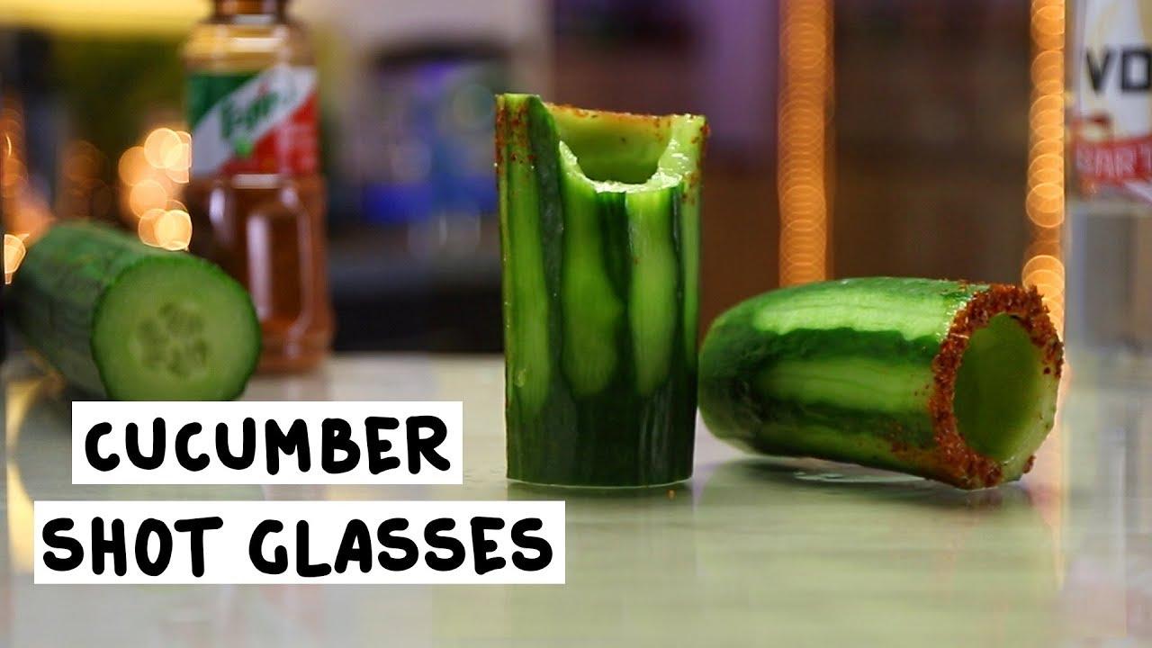 cucumber-shot-glasses