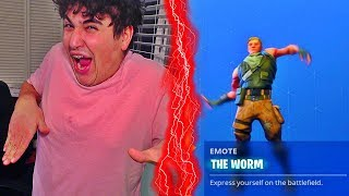 🕺Fortnite Dances In REAL LIFE! 🕺(Worm, Ride The Pony, and Dance Moves,) (Fortnite: Battle Royale)