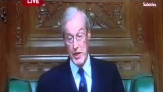 House of commons, tributes to sir Alan haselhurst