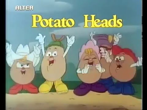 Potatohead Kids  1985