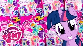 My Little Pony MLP Blind Bags Cutie Mark Magic Rainbow Dash Fluttershy Twilight Sparkle Rarity