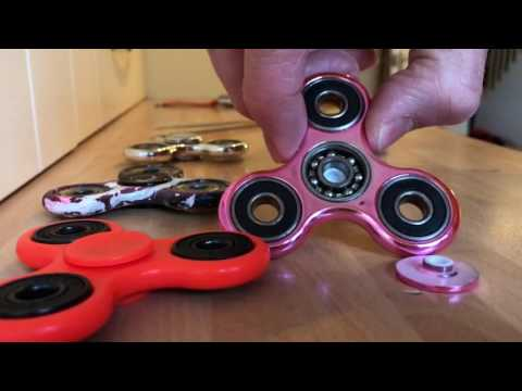 Fidget Spinner Hacks - how to speed up your Spinner
