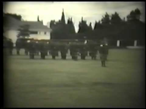 BSAP Squad 5/70 Passing Out Parade