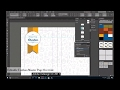 How to edit master page text boxes on applied pages in Adobe InDesign CC 2017
