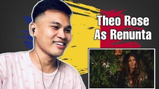Reaction to Theo Rose- As Renunta || Romanian Music Reaction