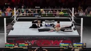 WWE 2K16 Cloaning and The King vs 2k Jobbers