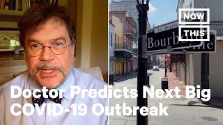 Doctor Predicts Coronavirus Outbreak in American South   NowThis