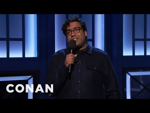 Hari Kondabolu: Why Does The Devil Need An Advocate?  - CONAN on TBS
