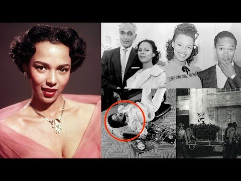Unknown Surprising Facts About Dorothy Dandridge || Pastimers