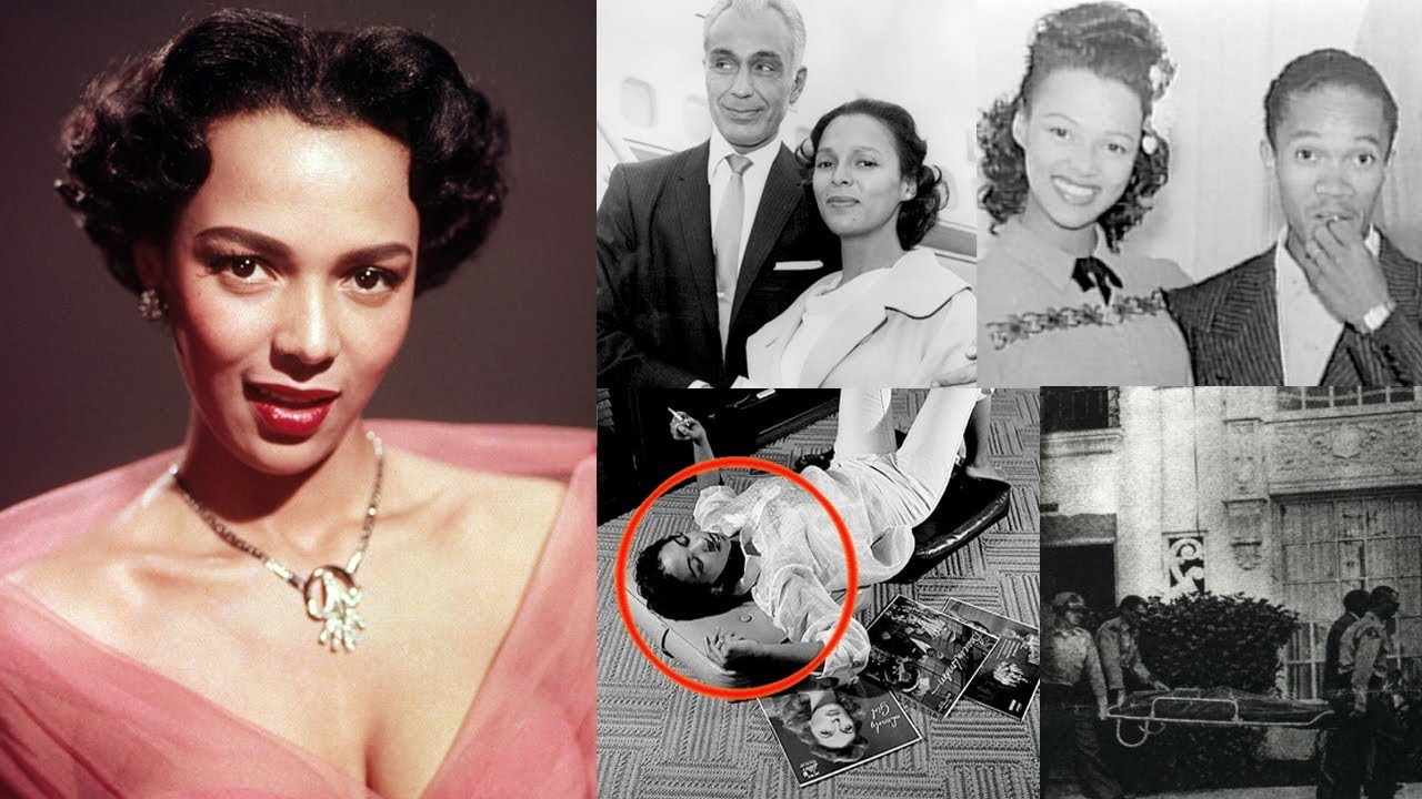 unknown surprising facts about dorothy dandridge pastimers youtube