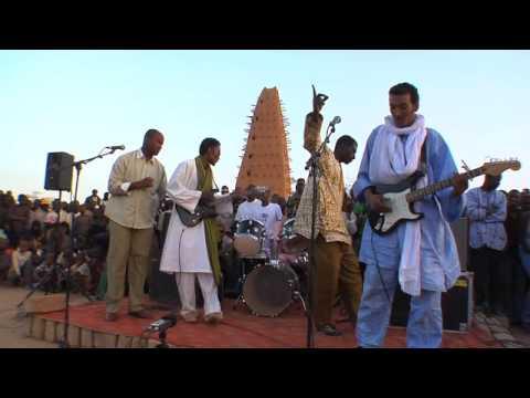 Bombino Concert, Agadez