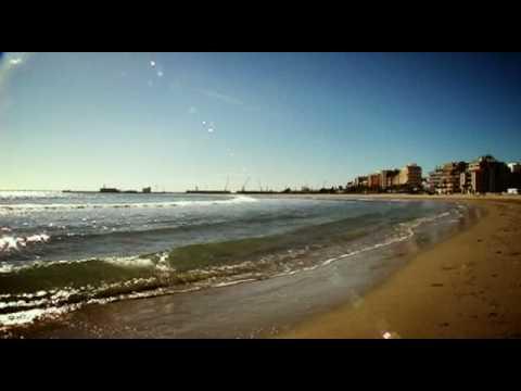 Playa de puerto de sagunto valencia youtube - Tanatorio puerto de sagunto ...