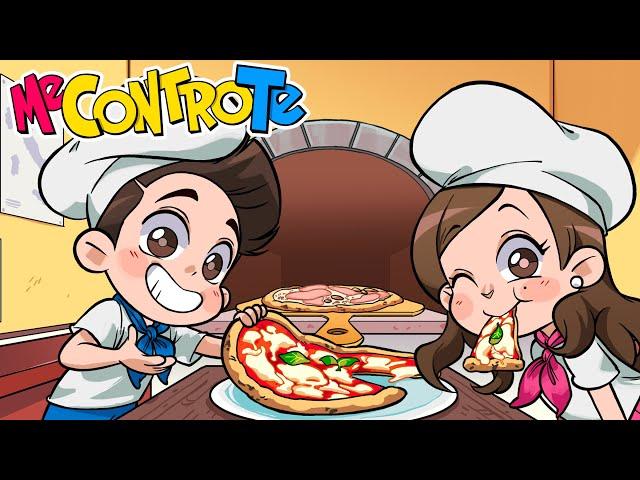 LAVORIAMO IN UNA PIZZERIA E FACCIAMO LA PIZZA!!