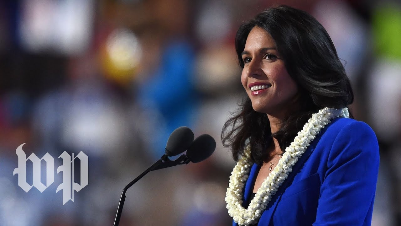 Democrats don't like Tulsi Gabbard, but the alt-right does