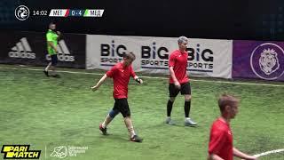 ЛФЛ 5X5 Премьер лига Метеор Медил Highlight