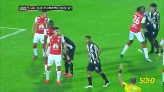 Todos Los Goles de la Copa Libertadores de America 2015 (Parte 1)
