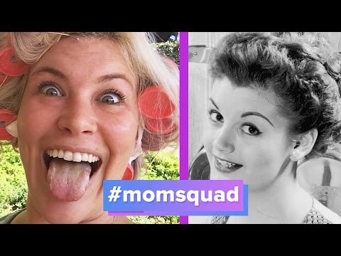 """We Were """"Perfect"""" Homemakers For A Week • #MomSquad"""