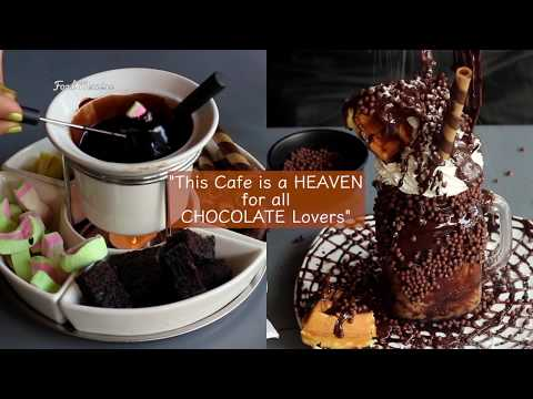 BEST CHOCOLATE Cafe in Mumbai | HEAVEN for CHOCOHOLICS | Chocolate Heaven | Video By Food Maniac