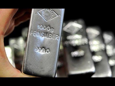 Gold und Silber - Marktupdate 25.08.18 + mein zukünftiges Szenario!
