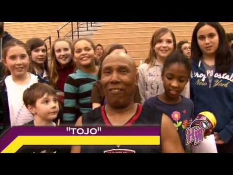 White River Valley School - Harlem Wizards