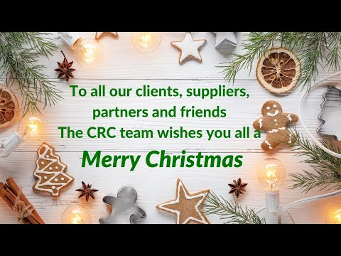 Merry Christmas from the CRC Team