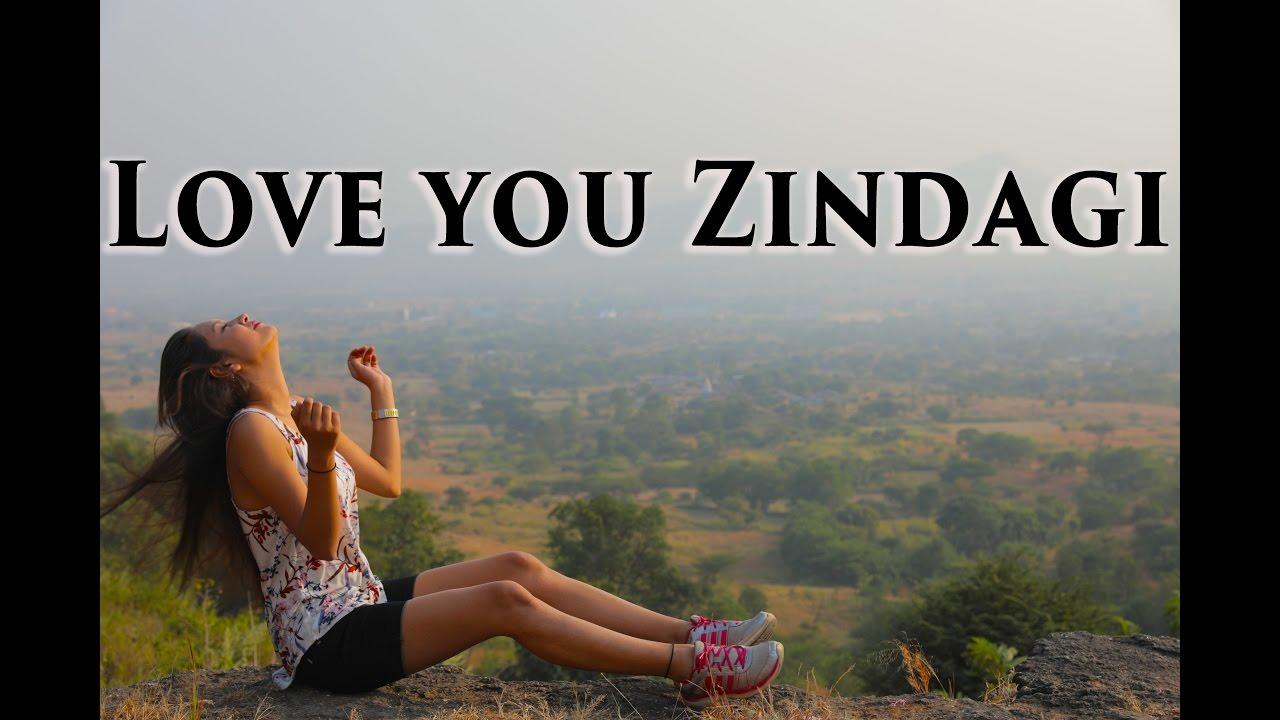 Blame It On Bollywood Love You Zindagi Dear Zindagi Shah Rukh