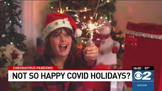 The holidays are going to look a little different this year, as cdc released recommendations on how celebrate safely. story: https://kutv.com/news/cor...