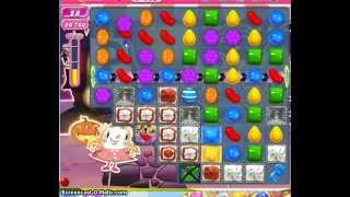 candy crush saga - level 713  No Booster