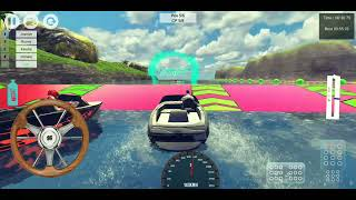 Extreme Boat Racing Game   Boat Racing Games   Android Gameplay #3 screenshot 2