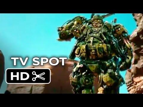 Transformers: Age of Extinction TV SPOT - Autobots (2014) - Michael Bay Movie HD