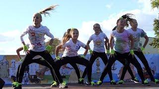 Young Beauties dancing!_Happy Faces!_Talentwettbewerb Finale1v2_Oranienburg Regionalmarkt 180929