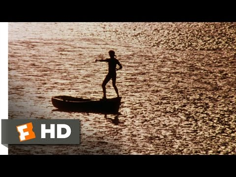 Daniel's Training - The Karate Kid (6/8) Movie CLIP (1984) HD