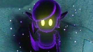 Zelda: Link's Awakening - Secret Boss Shadow Link