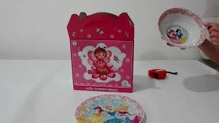 Детский набор 3пр Принцесса Interos 428 - обзор
