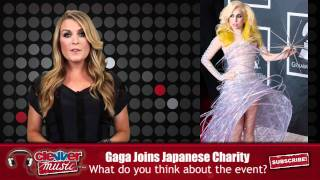 Lady Gaga to Perform at MTV Japan Charity Show
