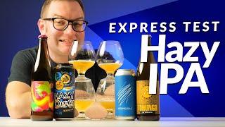 #ExpressTest Hazy IPA vol. 1