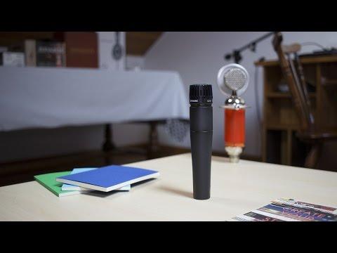 Home studio : Le VRAI role du micro
