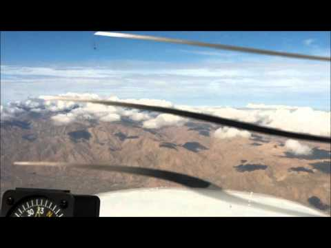 PSPA Chas Harris flight Big Bear Nov 13 2011