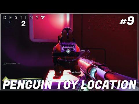 Penguin Souvenir Toy Location #9 | Destiny 2: Beyond Light |