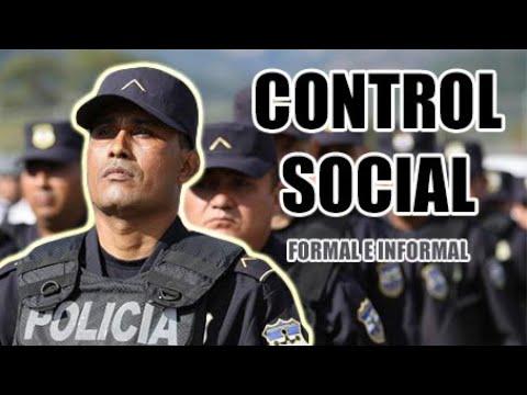 CONTROL SOCIAL: Concepto/Formas/Funciones