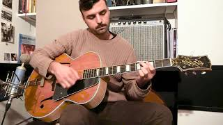 "Gambar cover Acoustic Standards #5 ""Stomping at the savoy"" 30s Acoustic Archtop Comparison"