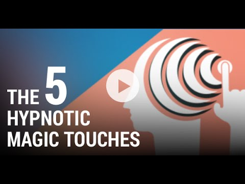 Igor Ledochowski Demonstrates The 5 Hypnotic Magic Touches